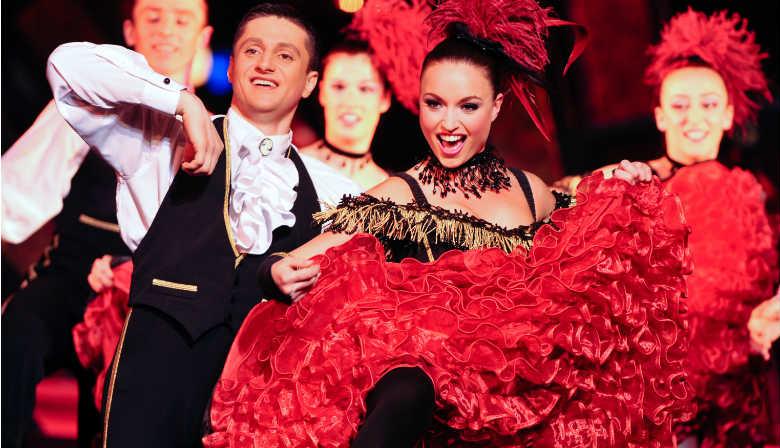 Paradis Latin Cabaret Dinner Show