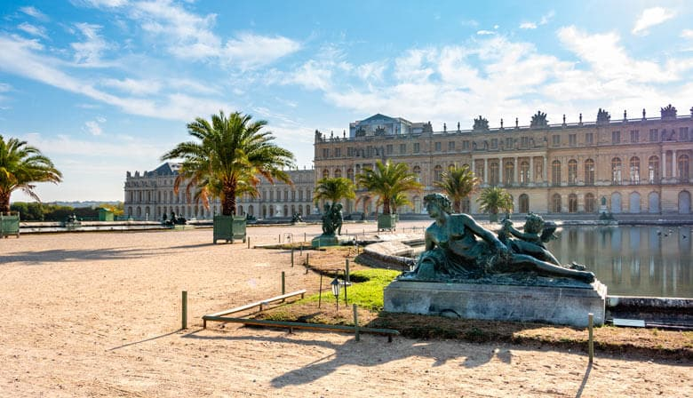 Visit of the Palace of Versailles with