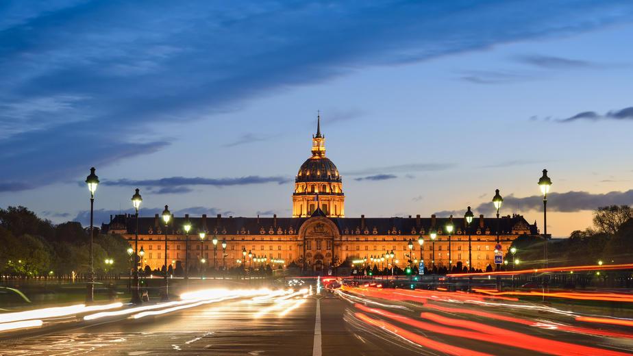 les Invalides - Musée à Paris